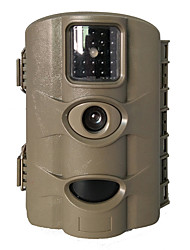 Multifonction appareil photo 720P Sortie Vidéo étanche Wi-Fi Marron 2.4