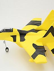 Недорогие -Авиационный комплекс дистанционного управления самолета большая игрушка планёр ЕНП сек су-27 модель