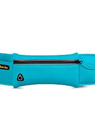 cheap -Waist Bag/Waistpack Cell Phone Bag Belt Pouch/Belt Bag for Cycling/Bike Running Traveling Sports Bag Anti-theft Hidden Multifunctional