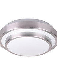 cheap -Flush Mount Ambient Light - Mini Style LED, Modern / Contemporary, 90-240V, White, Bulb Included