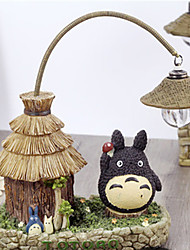 cheap -1PC LED Battery Originality Home Furnishing Decorate Thatched Houses Totoro Night Light
