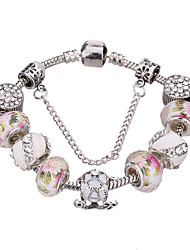 cheap -Sweet 6-7cm Women's Crystal Strand Bracelet #YMGP1013 Jewelry Christmas Gifts