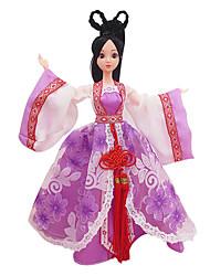 Bambole Vestiti per le bambole Giocattoli Costume Gonna Da ragazza Pezzi