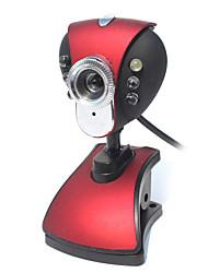 Недорогие -USB 2.0 HD веб-камера 2m CMOS 720p 1024x768 30fps с микрофоном
