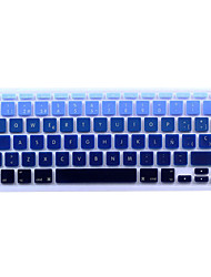 cheap -Spanish Language European Version Silicone Keyboard Cover Skin for MacBook Air 11.6/13.3, MacBook Pro 13.3/15.4