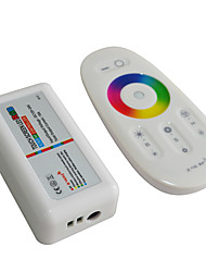 cheap -JIAWEN 1pc High Quality Decoration Remote Control RGB Controller