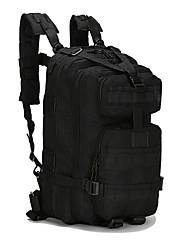 Недорогие -25 L Рюкзаки Заплечный рюкзак Военный Тактический Рюкзак Многофункциональный Компактный Износостойкость На открытом воздухе Отдых и Туризм Охота Восхождение Оксфорд 600D / Да