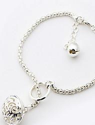billige -Dame Kæde & Lænkearmbånd - Mode Armbånd Sølv / Rose Guld Til Bryllup