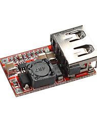 cheap -Landa Tianrui TM-6~24V 24V 12V to 5V USB Step Down Module DC-DC Converter Phone Charger