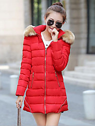 baratos -Mulheres Moda de Rua Duvet Sólido