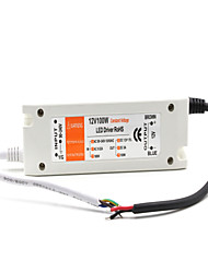 AC 90-240V to DC 12V 100W LED Voltage Converter