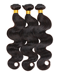 8A Grade Virgin Unprocessed Human Hair Brazilian Body Wave Brazilian Hair Weave Bundles Brazilian Body Wave 3 Bundles
