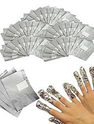 seus folha especial de cinto de algodão unha polonês folha de cola fototerapia removível 50 pcs