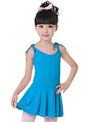 Shall We Ballet Dresses Children's Training Cotton Bow(s) Dress
