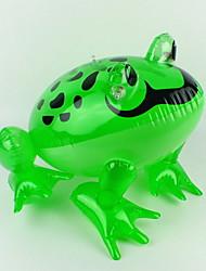 Недорогие -Надувная лодка Лягушка Животные Для детей Высокое качество