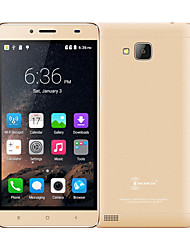 "cheap -Kenxinda® R7 5.5 "" Android 5.1 4G Smartphone (Dual SIM Quad Core 2 MP 1GB + 8 GB Gold / Silver)"