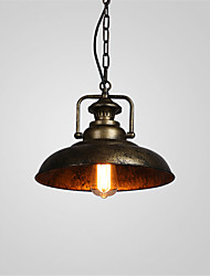 cheap -Northern Europe vintage Industry Metal pendant lights Dining Room, Living Room peculiar light Fixture