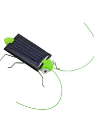 cheap -Lovely Mini Solar Energy Powered Child Kid Toy Locust Solar Grasshopper Insect Bug