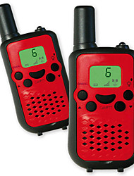 T899B1 Walkie-talkie 0.5W 8 Channels 400 - 470 MHz AAA alkaline battery 3 Km - 5 Km VOX / Display LCD / Monitor / Mostra tutti N/A