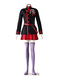 cheap -Inspired by D.Gray-man Lenalee Lee Anime Cosplay Costumes Cosplay Suits