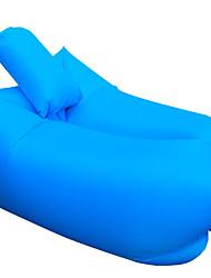 Недорогие -1 человек Надувой коврик Коврик-пенка Походные подушки Надувные матрасы Одеяла Спальный мешок ПалаткаВлагонепроницаемый Водонепроницаемый