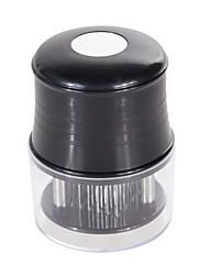 economico -56 pin batticarne rotondo, abs + acciaio inox 5 × 5,1 × 19,4 centimetri (2,0 × 2,0 × 7,7 pollici)