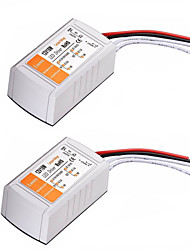cheap -2PCSAC 110-240V to DC 12V 18W LED Voltage Converter High Quality