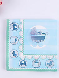 100% virgin pulp 20pcs Baby Carriage Napkins Wedding Reception