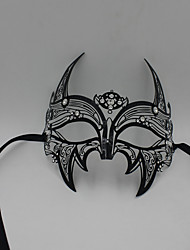 Medieval knight laser cutting hollow metal shield mask......6001A1