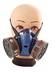 abordables -industrielles de protection des masques à gaz de la poussière (matériau: caoutchouc&plastiques&charbon actif;)