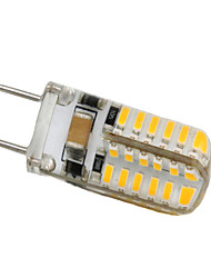 3W G8 LED Bi-pin Lights T 48 SMD 3014 250-300 lm Warm White Cold White K Decorative AC 110-130 V