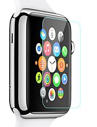 お買い得  -リンゴの時計42ミリメートルのための0.3ミリメートル9Hダメージ保護強化ガラススクリーンプロテクター