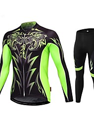cheap -Sports Bike/Cycling Clothing Sets/Suits Men's Short SleeveBreathable / High Breathability (>15,001g) / Quick Dry