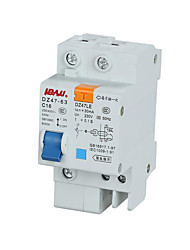 Small Leakage Circuit Breaker C45 Leakage Circuit Breaker