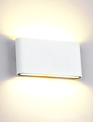AC 85-265 12W  LED Integrated Modern/Contemporary for LED / Mini Style,Ambient Light Wall Sconces Wall Light