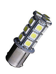 cheap -10 X White 1156 BA15S 18-SMD 5050 LED Light bulbs Turn Signal Backup Reverse