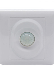 cheap -IR Motion Sensor Automatic Control Switch Panel for LED Light(AC200-240V)