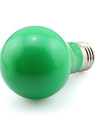 5W E27 Luz de Decoração A60(A19) 20 SMD 3020 420 lm Verde K Decorativa AC 100-240 V