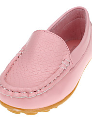 cheap -Unisex Shoes Leatherette Spring & Summer Flats for Pink / Light Green / Royal Blue / Party & Evening