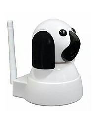 Android IOS WIFI Network Mini IP Camera Baby Monitor HD PTZ SD Card Video CCTV IPCAM Wireless Security Alarm Cam System