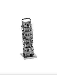 baratos -Aipin Quebra-Cabeças 3D Quebra-Cabeças de Metal Cauda Locomotiva a vapor Aço Inoxidável Metal Para Meninas Para Meninos Dom
