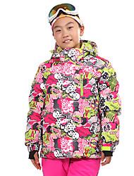 Skikleidung Bademode Ski/Snowboard Jacken Kleidungs-Sets/Anzüge Kinder Winterkleidung Klassisch Kleidung für den WinterWasserdicht