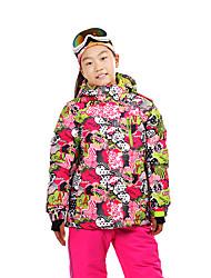 Skikleidung Ski/Snowboard Jacken Oberteile Kinder Winterkleidung Klassisch Kleidung für den Winter warm haltenSkifahren Camping & Wandern