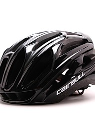 cheap -Unisex Sports Bike helmet 24 Vents Cycling Cycling Large: 59-63cm PC / EPS White / Green / Red / Black / Blue