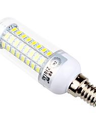 economico -E14 E26/E27 LED a pannocchia T 72 SMD 5730 960 lm Bianco caldo Bianco K Decorativo AC 220-240 V