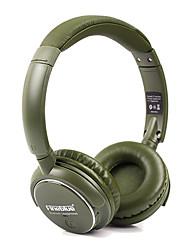 Fineblue FHD8000 Casques (Bandeaux)ForLecteur multimédia/Tablette Téléphone portable OrdinateursWithAvec Microphone DJ Règlage de volume