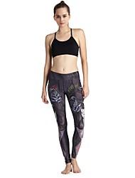 MIDUO Women's Sport Bra with Running Pants Compression Leggings Bottoms for Yoga Exercise & Fitness Running Elastane Slim Black