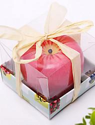 яблочная технология ароматические свечи день рождения празднование подарков