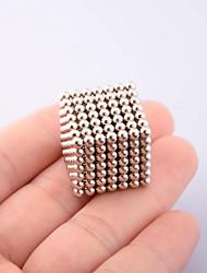 economico -Magneti giocattolo 216 Pezzi 3 MM Magneti giocattolo Costruzioni sfere magnetiche Giocattoli esecutivi Cubo a puzzle per il regalo