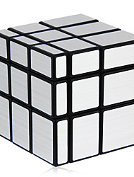 cheap -Rubik's Cube Shengshou Mirror Cube 3*3*3 Smooth Speed Cube Magic Cube Puzzle Cube Professional Level Speed Mirror ABS New Year Children's